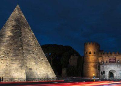 Pyramid Cestia